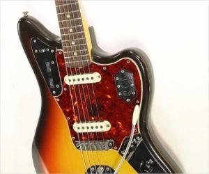 Fender Jaguar Sunburst, 1965