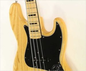 Reduced❗️  Fender Jazz Bass 1975 Reissue Natural, 2001