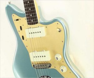 ❌SOLD❌  Fender Jazzmaster 65 Reissue Ice Blue Metallic, 2014