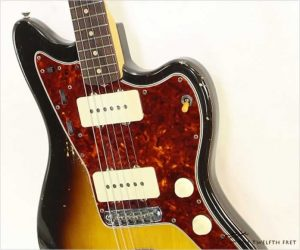 ❌SOLD❌ Fender Jazzmaster Sunburst 1960
