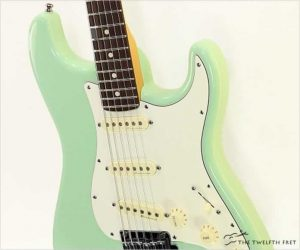 ⚌Reduced‼ Fender Jeff Beck Stratocaster Surf Green, 2009