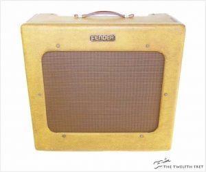 Fender Pro Amp TV Front 5B5 Circuit Tweed, 1952