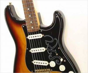 Fender SRV Signature Stratocaster Sunburst, 1993 - The Twelfth Fret