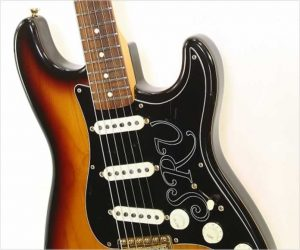 ❌SOLD❌  Fender SRV Signature Stratocaster Sunburst, 1993