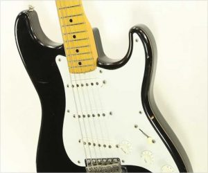 ❌SOLD❌ Fender Squier JV 1957 Stratocaster Black, 1982