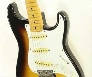 Fender Squier JV 1957 Stratocaster Sunburst, 1982