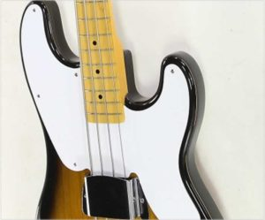 Fender 'Sting' Precision Bass Reissue Sunburst, 2010 - The Twelfth Fret