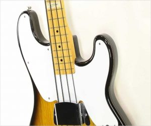 Fender Sting Precision Bass Sunburst, 2004