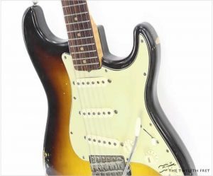 Fender Stratocaster 1961 Sunburst - The Twelfth Fret