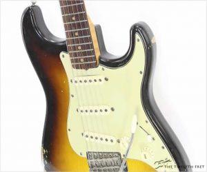 ❌SOLD❌ Fender Stratocaster 1961 Sunburst