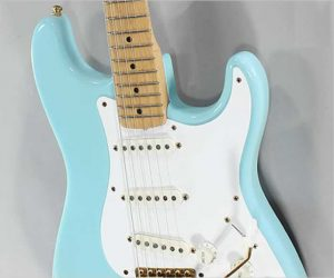 Fender Stratocaster '58 Reissue Daphne Blue, 1997 (No Longer Available)