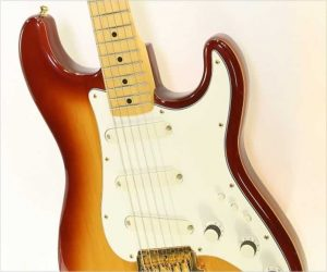 ⚌Reduced‼ Fender Stratocaster Elite Sienna Sunburst, 1983