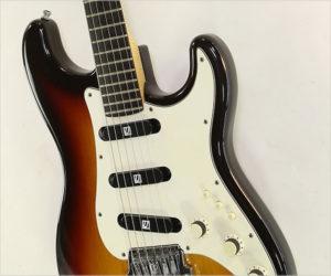 Fender Stratocaster Elite Sunburst 1983