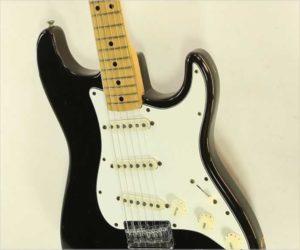 Fender Stratocaster HardTail Black, 1973