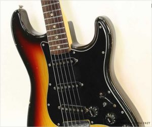 ❌SOLD❌ Fender Stratocaster HardTail Sunburst, 1978