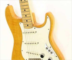 ❌SOLD❌  Fender Stratocaster Natural, 1973