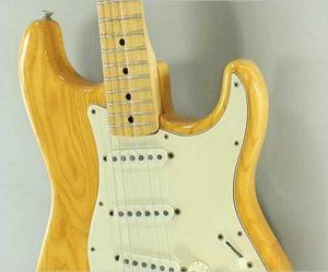 Fender Stratocaster Natural Finish 1972 - The Twelfth Fret