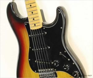 ⚌Reduced‼ Fender Stratocaster Sunburst 1977