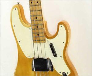Fender Telecaster Bass Blonde, 1970 - The Twelfth Fret