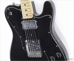 ⚌Reduced‼ Fender Telecaster Custom Black, 1978