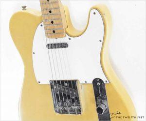 Fender Telecaster Blonde, 1972