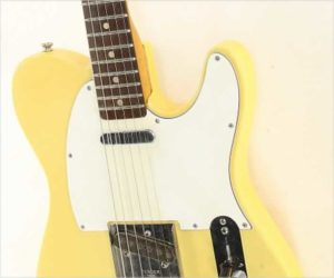 ❌SOLD❌ Fender Telecaster Blonde Refinish, 1964