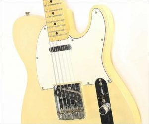 Fender Telecaster Maple Neck Blonde, 1968