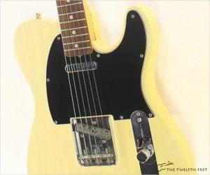 ❌SOLD❌ Fender Telecaster Rosewood Fingerboard Blonde, 1976