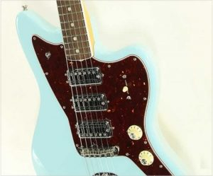 Fender Triple Jazzmaster Limited Edition 60th Anniversary Daphe Blue, 2018 - The Twelfth Fret