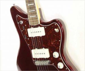 Fender Troy Van Leeuwen Jazzmaster Oxblood 2014