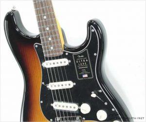 Fender Ultra Luxe Stratocaster Sunburst