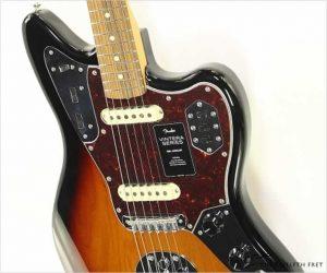 Fender Vintera 60s Jaguar Sunburst