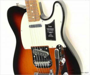 Fender Vintera 60s Telecaster Bigsby, Sunburst - The Twelfth Fret