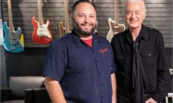 Fender Teams Up With Jimmy Page for Led Zeppelin's' 50th Anniversary - The Twelfth Fret