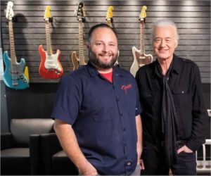 Fender Teams Up With Jimmy Page for Led Zeppelin's 50th Anniversary, Recreates Famed Guitarist's Iconic Telecaster