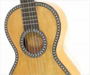 Francois Tachet Mirecourt School Guitar, 1830s
