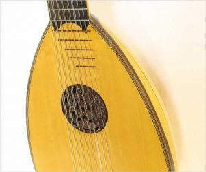 ❌SOLD❌ Frank Gay 8 Course Renaissance Style Lute, 1971