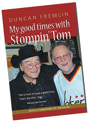My Good Times With Stompin' Tom - The Twelfth Fret
