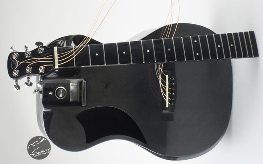 The Future of Sustainable Guitar Making - The Twelfth Fret
