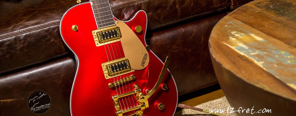 G5435TG LIMITED EDITION ELECTROMATIC® PRO JET™ WITH BIGSBY® AND GOLD HARDWARE - The Twelfth Fret