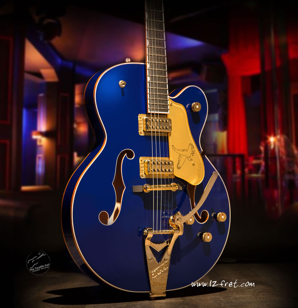 G6136T Limited Edition Falcon™ with String-Thru Bigsby - The Twelfth Fret