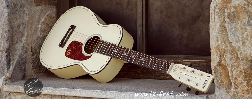 "G9500 Ltd Jim Dandy 24"" Scale Flat Top Guitar - The Twelfth Fret"
