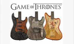 Fender Custom Shop Game of Thrones Sigil Collection Series - The Twelfth Fret