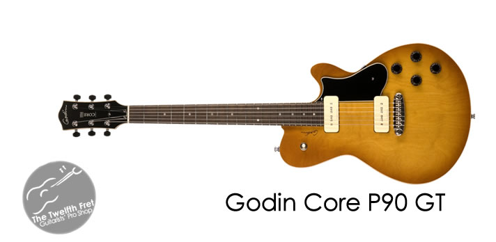 Godin Core Series Electric Guitars - The Twelfth Fret