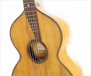 Gaetano Vinaccia Guitar, Naples 1829 - The Twelfth Fret