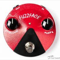 Dunlop Germanium Fuzz Face Distortion Mini - The Twelfth Fret