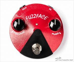 Dunlop Germanium Fuzz Face Distortion Mini