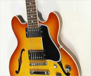 ❌SOLD❌ Gibson ES-339 Thinline Archtop Electric Caramel Sunburst, 2010