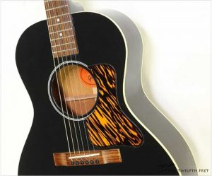 Gibson 1930s L00 Classic Limited Edition Ebony, 2015 - The Twelfth Fret