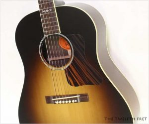 Gibson 1936 Advanced Jumbo Vintage Sunburst, 2013 - The Twelfth Fret